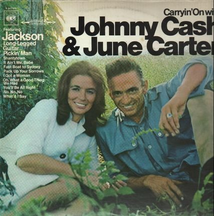 #<Artist:0x00007ff31a86e268> - Carryin' On with Cash and Carter