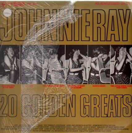 #<Artist:0x00007fcec0acd320> - 20 Golden Greats