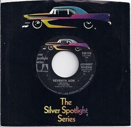 #<Artist:0x00007f412f2e9920> - Seventh Son / Midnight Special