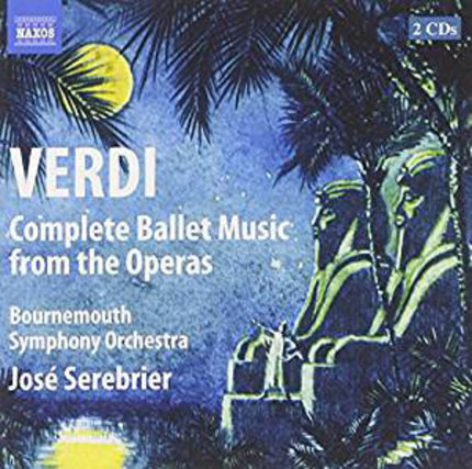 #<Artist:0x00007f740f461ba0> - Complete Ballet Music From The Operas