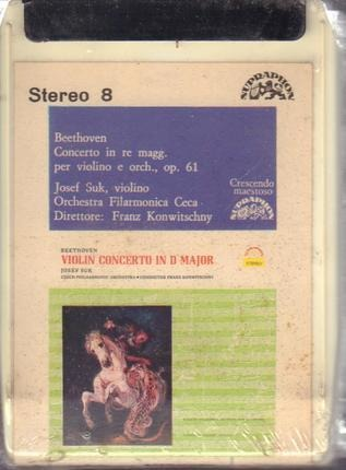 #<Artist:0x00007f8838dca2e0> - Violin concerto in D major