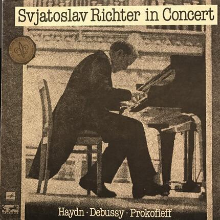 #<Artist:0x00007f410cbca0d0> - Svjatoslav Richter In Concert