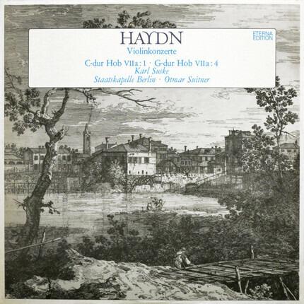 #<Artist:0x00007f412f3f5260> - Violinkonzerte C-dur Hob VIIa : 1 · G-dur Hob VIIa : 4