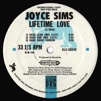 #<Artist:0x00007fcee3a1f158> - Lifetime Love