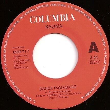 #<Artist:0x00007fcecb7278c8> - Danca Tago-Mago