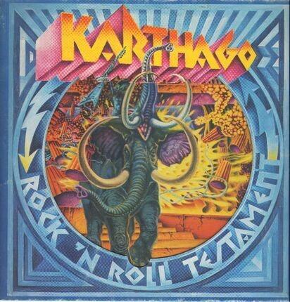 #<Artist:0x00007f740d4a6d60> - Rock 'n' Roll Testament