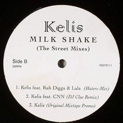 #<Artist:0x00007f4106be9bc0> - Milk Shake (The Street Mixes)