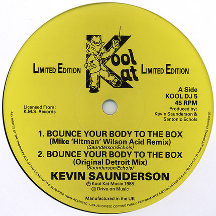 #<Artist:0x00007f43fa7409b0> - Bounce Your Body To The Box