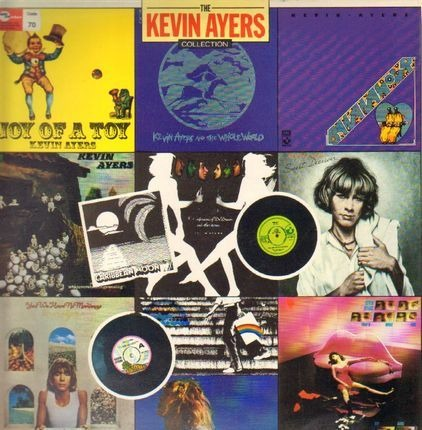 #<Artist:0x00007fce336311c8> - The Kevin Ayers Collection