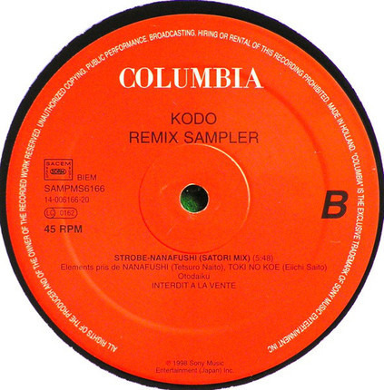 #<Artist:0x00007fbd861a6f58> - Remix Sampler