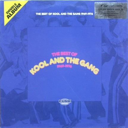 #<Artist:0x0000000005e791b8> - The Best Of Kool And The Gang 1969-1976