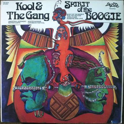 #<Artist:0x00007fe43a3f8998> - Spirit of the Boogie