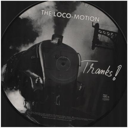 #<Artist:0x00007fb80f985430> - The Loco-Motion