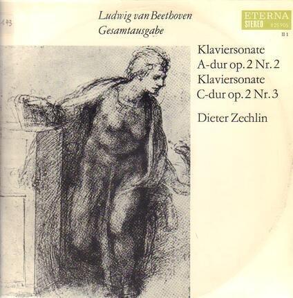 #<Artist:0x00007fc02f228f48> - Klaviersonate A-dur,Klaviersonate C-dur; D. Zechlin