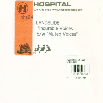 #<Artist:0x00007fcee2c05018> - Incurable Voices / Muted Voices