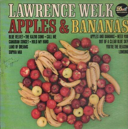 #<Artist:0x00007fcd490e26f8> - Apples And Bananas