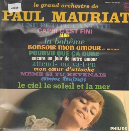 #<Artist:0x00007fce08ed09d0> - Le Grand Orchestre De Paul Mauriat