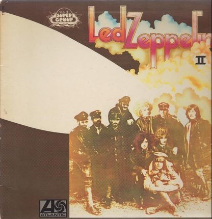 #<Artist:0x00007f880396bbe8> - Led Zeppelin II