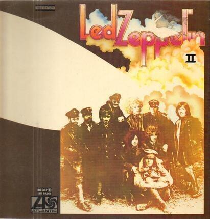 #<Artist:0x00007f4aec7e0d40> - Led Zeppelin II