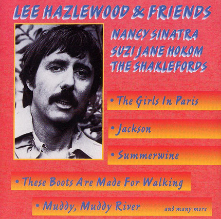#<Artist:0x00007fd49eae1b20> - Lee Hazlewood & Friends