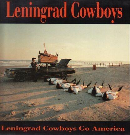 #<Artist:0x00007fc5eed7b930> - Leningrad Cowboys Go America