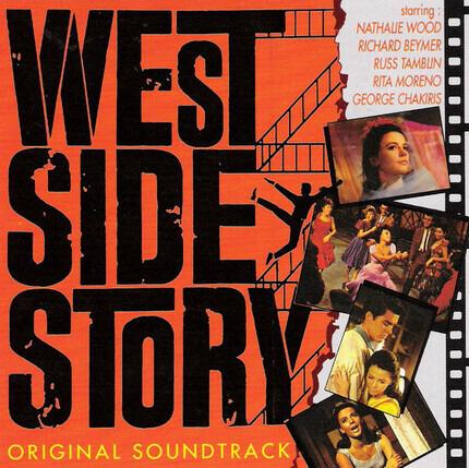 #<Artist:0x00007f8156b9f148> - West Side Story (Original Soundtrack)