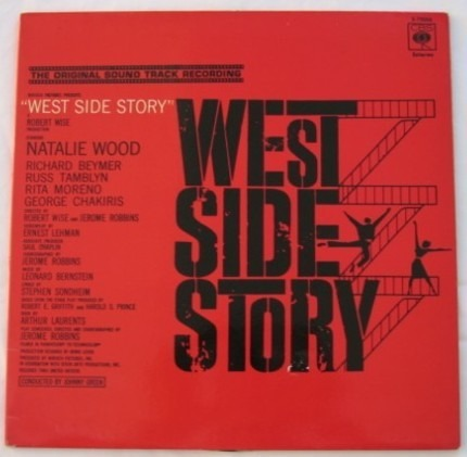 #<Artist:0x00007f5414c5b6c8> - West Side Story (The Original Sound Track Recording)