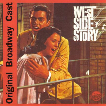 #<Artist:0x00007fcdfc0a45c0> - West Side Story - Original Broadway Cast