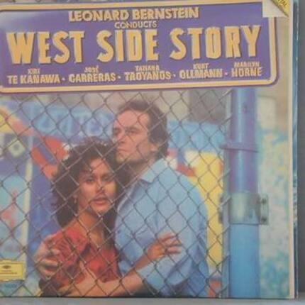 #<Artist:0x00007f740e8f6bf8> - West Side Story