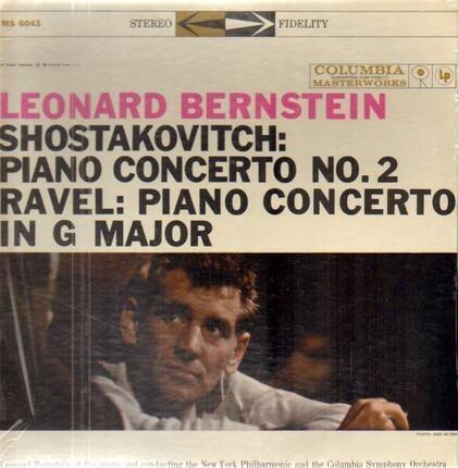 #<Artist:0x00007f98f02a28e0> - Piano Concerto No. 2, Op. 101 / Piano Concerto In G Major