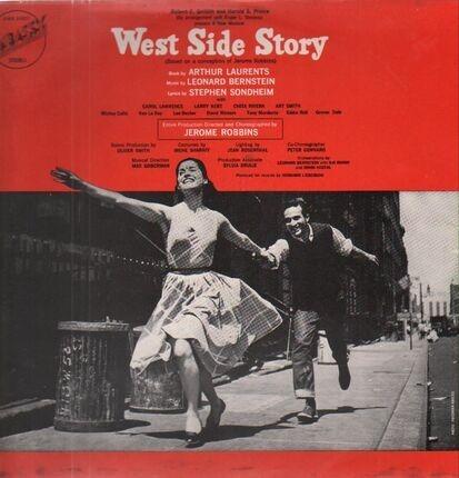 #<Artist:0x00007fcec1f0acc0> - West Side Story