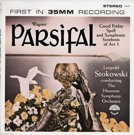 #<Artist:0x00007f740d747bf0> - Parsifal (Good Friday Spell And Symphonic Synthesis Of Act 3)