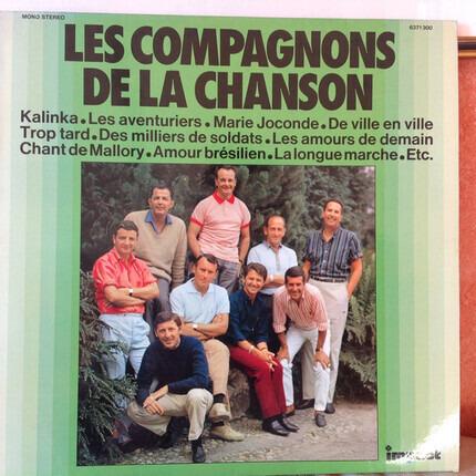 #<Artist:0x00007fa473e2deb0> - Les Compagnons De La Chanson
