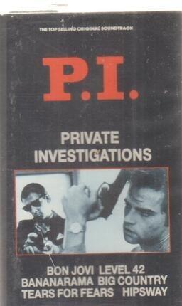 #<Artist:0x00007f9b73beccb8> - P.I. Private Investigations