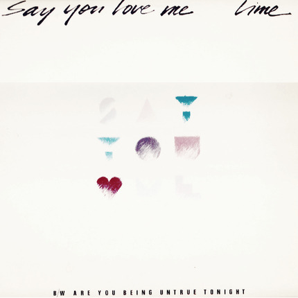 #<Artist:0x00007fb541872b40> - Say You Love Me / Are You Being Untrue Tonight