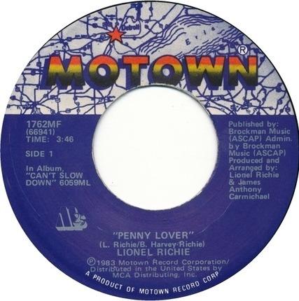 #<Artist:0x00007fcea14d9d48> - Penny Lover