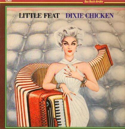 #<Artist:0x00007f740e1a02f0> - Dixie Chicken