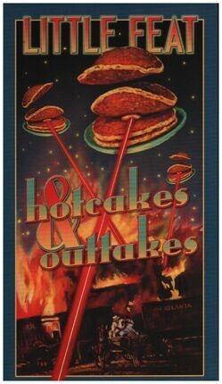 #<Artist:0x00007f138ed3f600> - Hotcakes & Outtakes