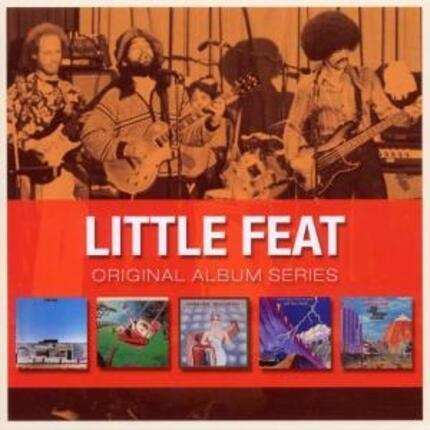 #<Artist:0x00007f73f55d3f20> - Original Album Series