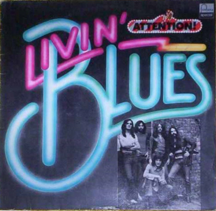 #<Artist:0x00007f696bbff730> - Attention! Livin' Blues