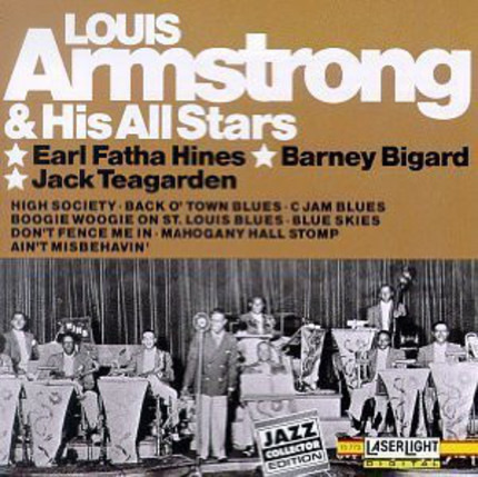 #<Artist:0x00007f04d3f4a838> - Louis Armstrong And His All-Stars