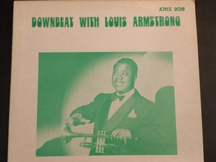 #<Artist:0x00007f73f06b0560> - Downbeat With Louis Armstrong
