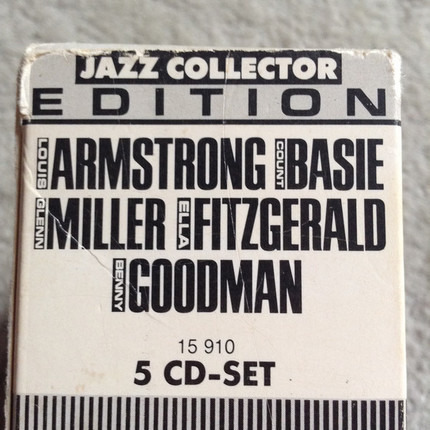 #<Artist:0x0000000008342558> - The Jazz Collector Edition