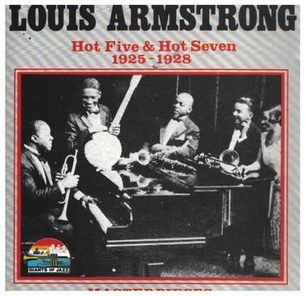 #<Artist:0x00007f740f78fe58> - Hot Five & Hot Seven 1925 - 1928