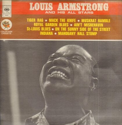 #<Artist:0x00007f412d24a138> - Louis Armstrong And His All Stars