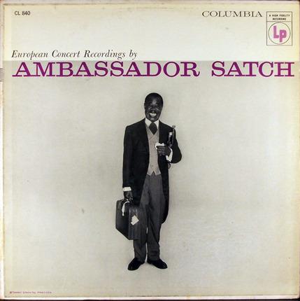 #<Artist:0x000000000737b3b8> - Ambassador Satch