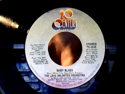 #<Artist:0x00007f1b6003c3e8> - Baby Blues / What A Groove