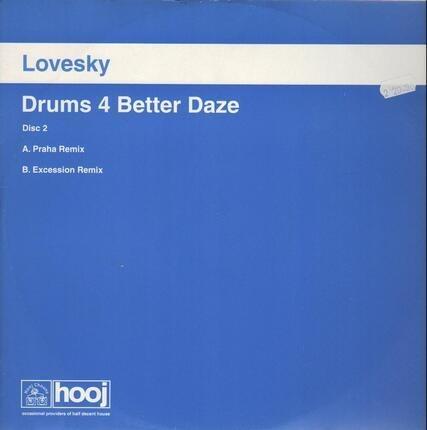 #<Artist:0x00007f60c0eb4c18> - Drums 4 Better Daze