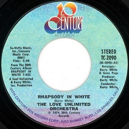 #<Artist:0x00007fcee2810908> - Rhapsody in White