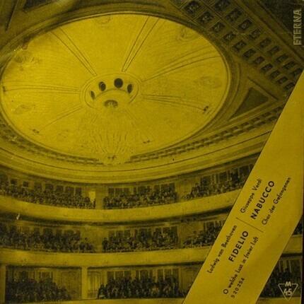 #<Artist:0x00007f4aa53433b0> - Die Welt der Oper - Fidelio (O welche Lust in freier Luft) / Nabucco (Chor der Gefangenen)
